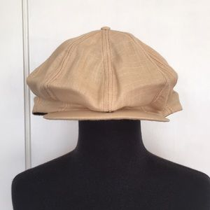 Vintage Popularity Newsboy Hat